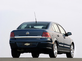 Images of Chevrolet Vectra 2005–09