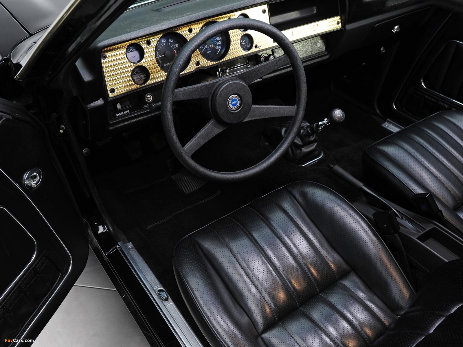 Pictures of Chevrolet Cosworth Vega 1975 (1600 x 1200)