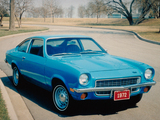 Chevrolet Vega Hatchback Coupe 1971–73 wallpapers
