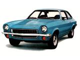 Chevrolet Vega Hatchback Coupe 1971–73 wallpapers