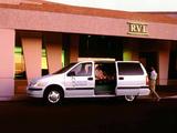 Chevrolet Venture Cargo Van 1996–2001 images