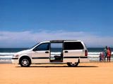 Chevrolet Venture 1996–2001 images