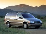 Chevrolet Venture 2001–05 images