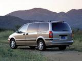 Chevrolet Venture 2001–05 pictures