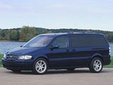 Chevrolet Venture MEV Concept 2002 images