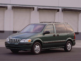 Images of Chevrolet Venture 1996–2001