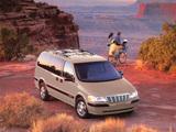 Photos of Chevrolet Venture 1996–2001