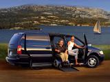 Chevrolet Venture 1996–2001 wallpapers