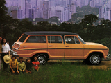 Chevrolet Veraneio 1973 wallpapers