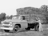 Chevrolet Viking 60 Stake Truck 1958 wallpapers