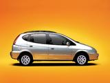 Chevrolet Vivant 2004–08 wallpapers