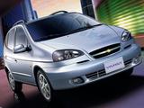 Pictures of Chevrolet Vivant 2004–08