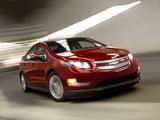 Chevrolet Volt 2010 pictures