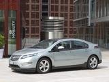 Chevrolet Volt EU-spec 2011 images
