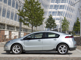Chevrolet Volt EU-spec 2011 photos