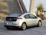 Chevrolet Volt EU-spec 2011 pictures