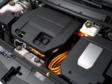 Chevrolet Volt EU-spec 2011 wallpapers