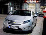 Chevrolet Volt UK-spec 2012 photos