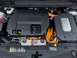 Images of Chevrolet Volt UK-spec 2012