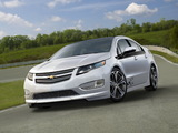 Photos of Chevrolet Volt Z-Spec Concept 2010
