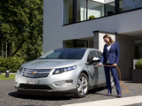 Photos of Chevrolet Volt EU-spec 2011