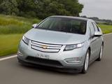 Photos of Chevrolet Volt EU-spec 2011