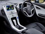 Photos of Chevrolet Volt UK-spec 2012