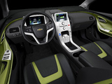 Pictures of Chevrolet Volt 2010