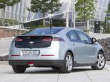 Pictures of Chevrolet Volt EU-spec 2011