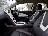 Pictures of Chevrolet Volt UK-spec 2012
