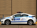 Chevrolet Volt Police 2011 wallpapers