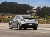 Chevrolet Volt 2016 wallpapers