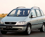 Chevrolet Zafira (A) 2001–02 images