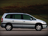 Chevrolet Zafira (A) 2004–12 photos