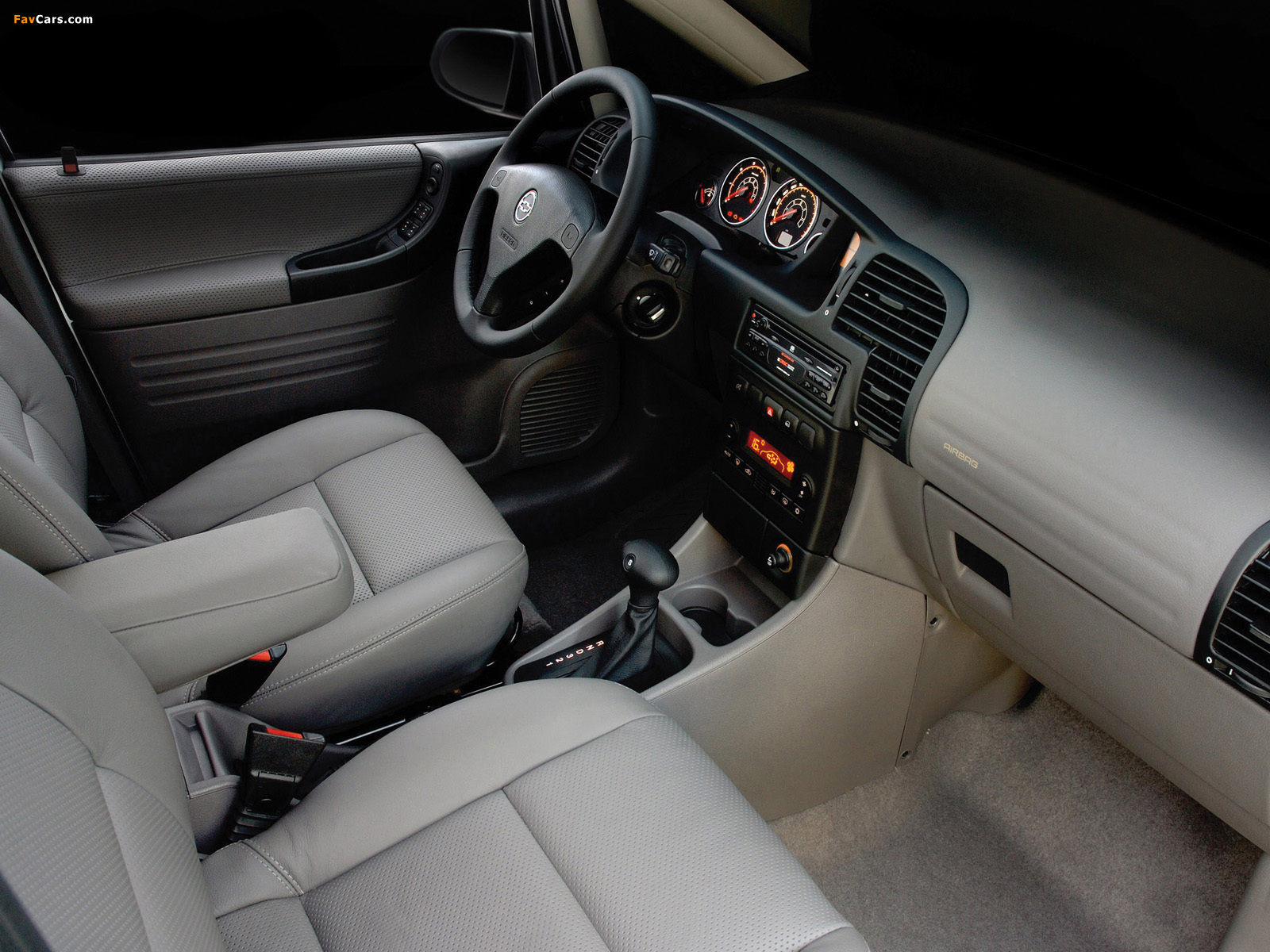 Chevrolet Zafira  A  2004 U201312 Wallpapers  1600x1200
