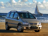 Chevrolet Zafira (A) 2004–12 wallpapers