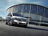 Chevrolet Zafira (B) 2008 photos
