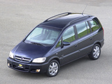 Images of Chevrolet Zafira (A) 2004–12