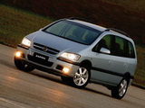 Pictures of Chevrolet Zafira (A) 2004–12