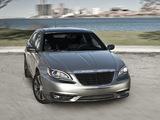 Chrysler 200S (JS) 2011–14 images