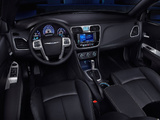 Chrysler 200 Convertible 2011 pictures