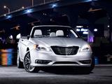 Chrysler 200 Convertible 2011 wallpapers
