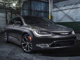 Chrysler 200C 2014 photos