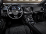 Chrysler 200S 2014 pictures