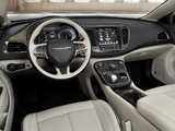 Chrysler 200C 2014 pictures