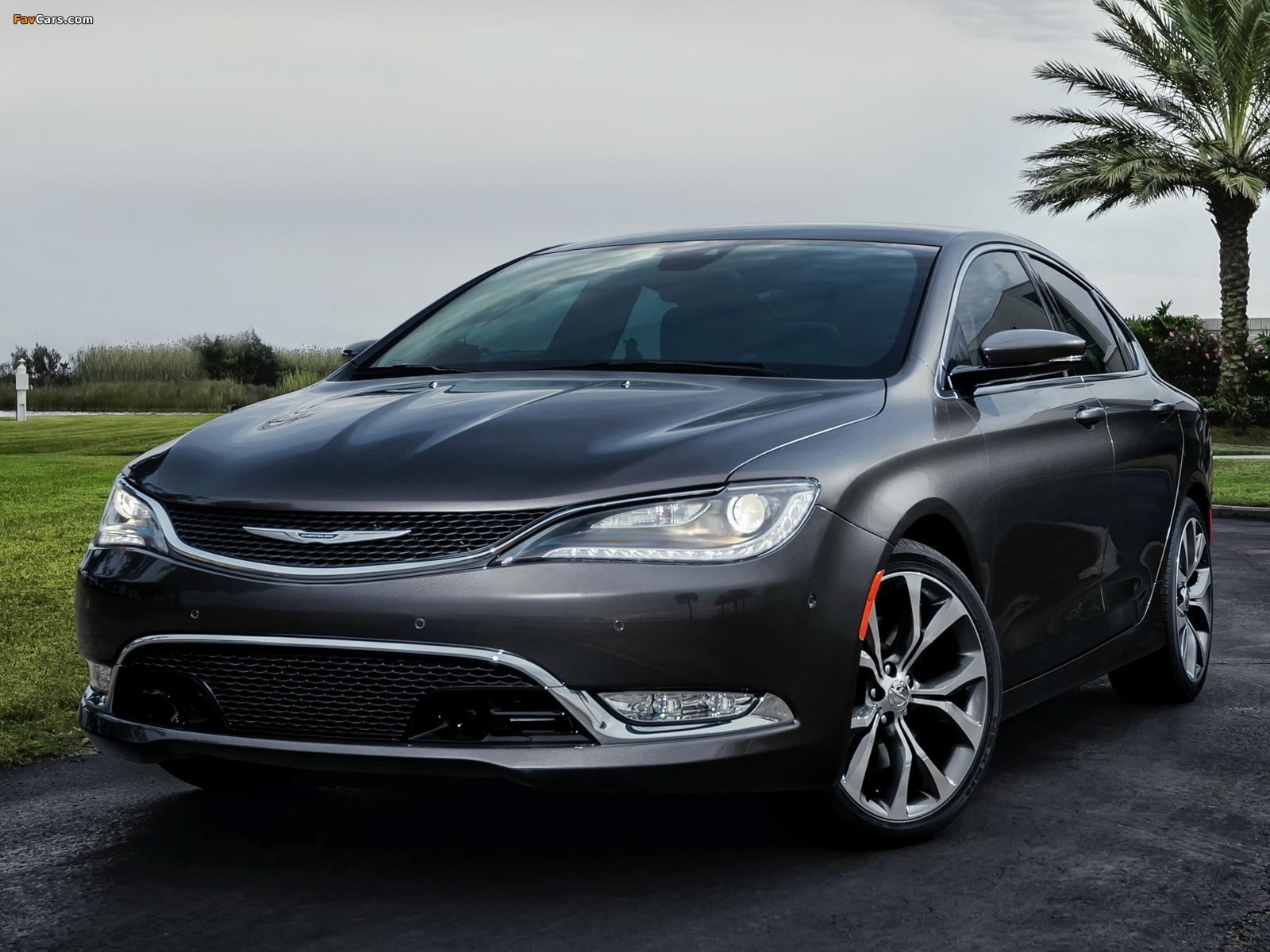 Chrysler 200 C >> Images of Chrysler 200C 2014 (1600x1200)