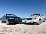 Photos of Chrysler 200 Convertible 2011