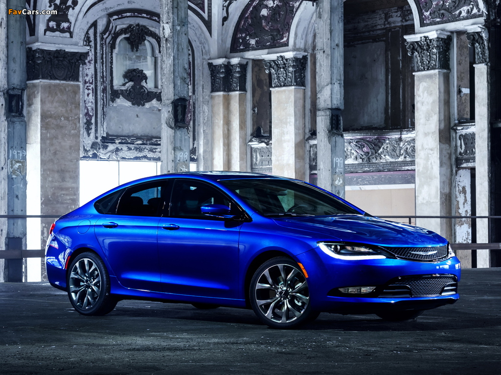 Photos of Chrysler 200S 2014 (1024 x 768)