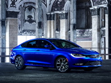Photos of Chrysler 200S 2014