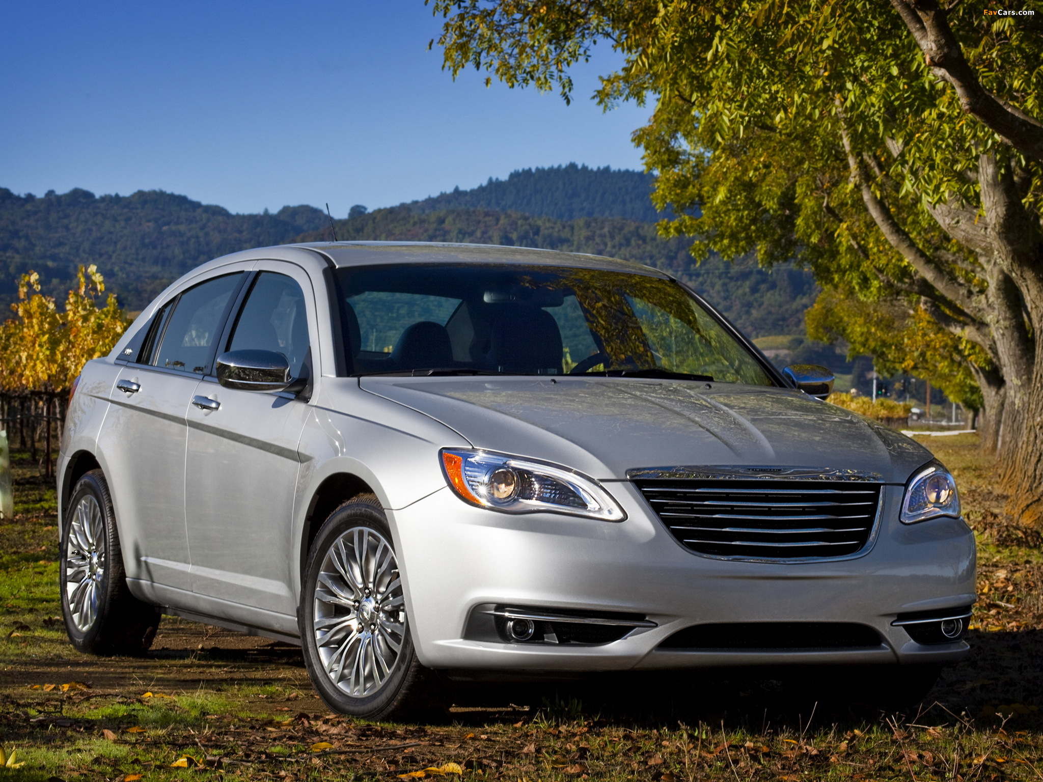 Pictures of Chrysler 200 2010 (2048 x 1536)